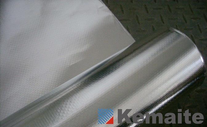 Aluminiumfaserlaminat (Wärmedämmfolie) -