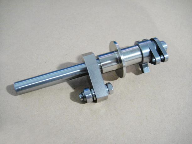 Assembly parts precision machining service - null