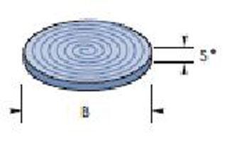 Plaque filtrante biplan  - P2 ROBU