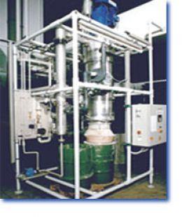 Plants Drying - DTS 1,6 - Thin Film Dryer