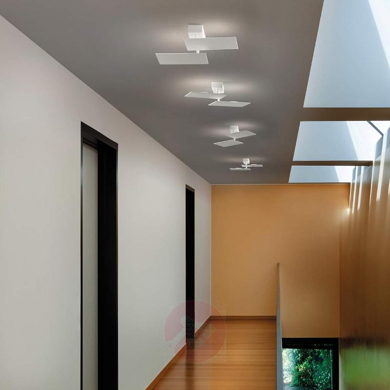 Freely adjustable LED ceiling and wall light Time - Ceiling Lights