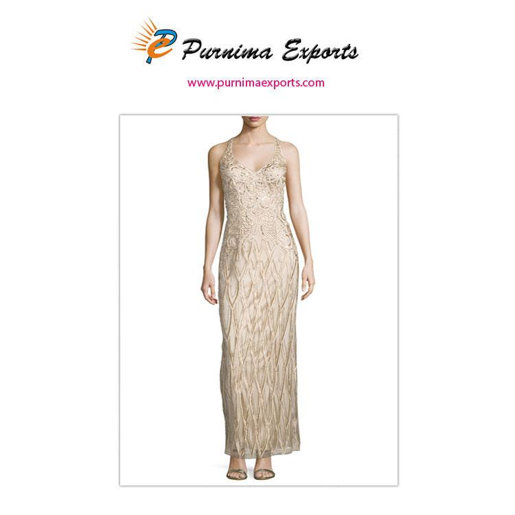 Hand Embroidered Bridal Dresses - Wedding Wear Manufacturer | Bridal Gowns | Evening Dresses