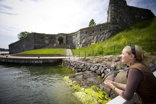 Visite de Suomenlinna - visite guidée en francais