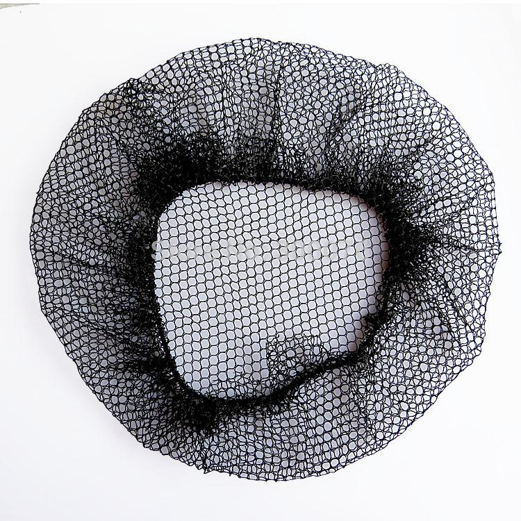 Disposable nylon mesh hair cap,hairnets,head covers - null