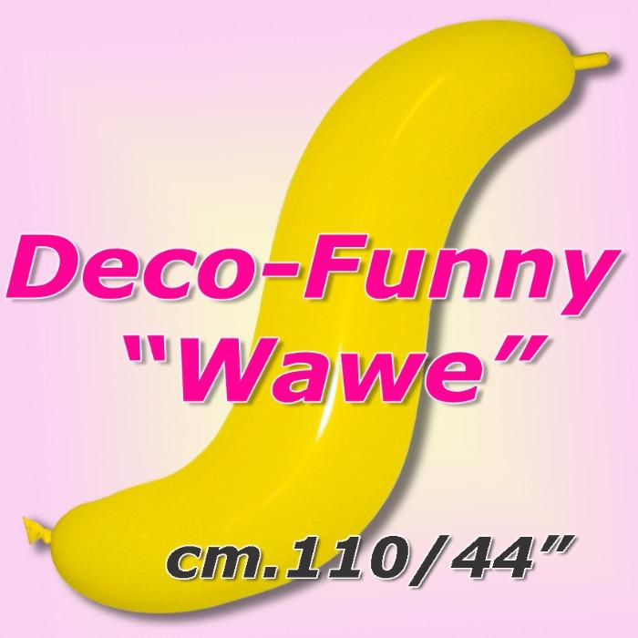 DECO-FUNNY BALLOONS - Special shape latex balloons for decoration