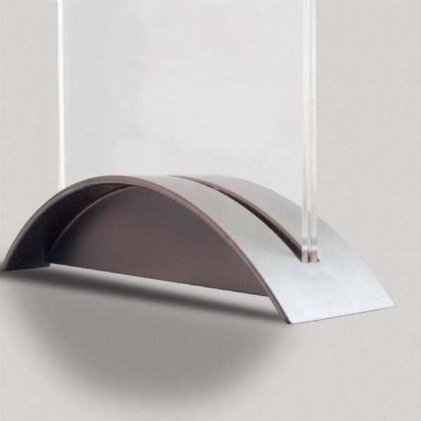 Leaflet Holders - Porte Menus Rocket