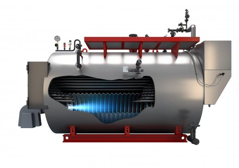 Caldera de vapor Universal ZFR, ZFR-X - Caldera de vapor Universal ZFR, ZFR-X