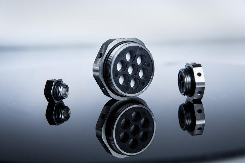 Venting element JDAE made of stainless steel - protection for enclosures against condensation water