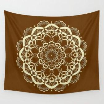 Cotton Tapestry - 100% Cotton Tapestry