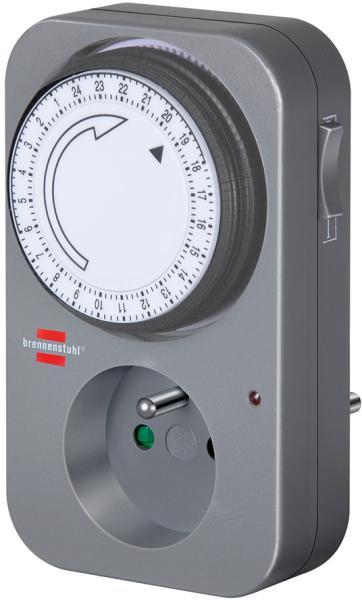 Minuterie journalière mécanique  - MZ 20