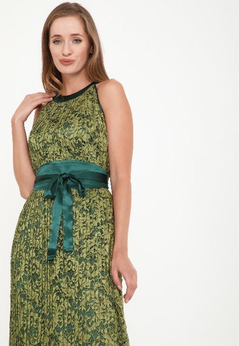 Women's dress - Women dress '' FUSIA '' PV5951-45