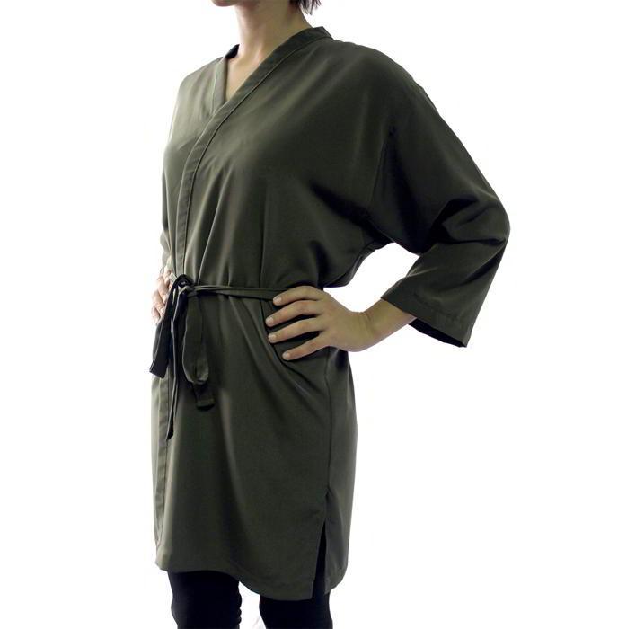 Kimono para cabeleireiro  -