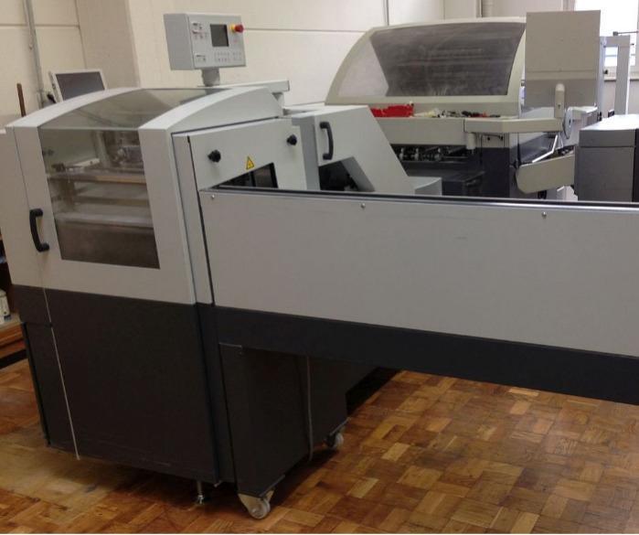 Heidelberg Stahlfolder KH 66/6 KTL - RFH - Used Machine