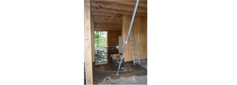 Maisons passives à faible énergie - Construction en bois