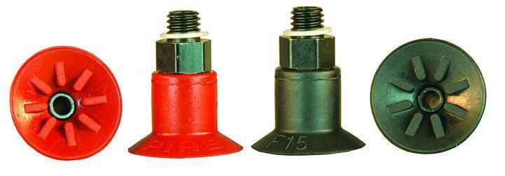 ventouses - F - Plates (15–150 mm)