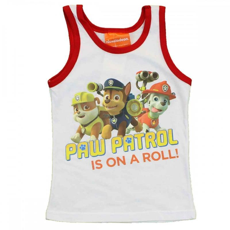 12x Ensembles 2 pieces Paw Patrol du 2 au 8 ans - Sous-vêtement