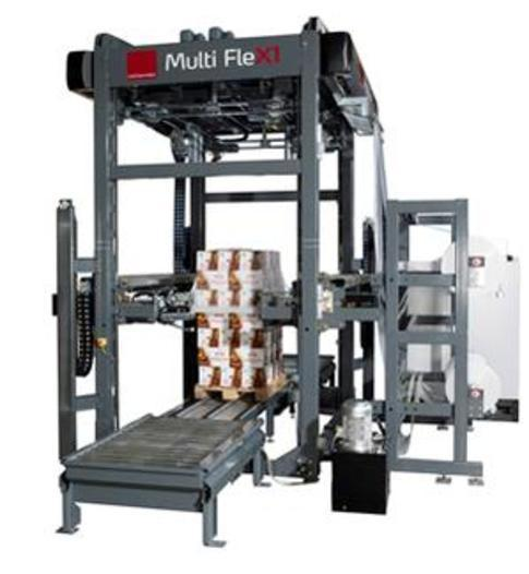 Multi FleX1 - Flexible packaging solution for high speed packaging