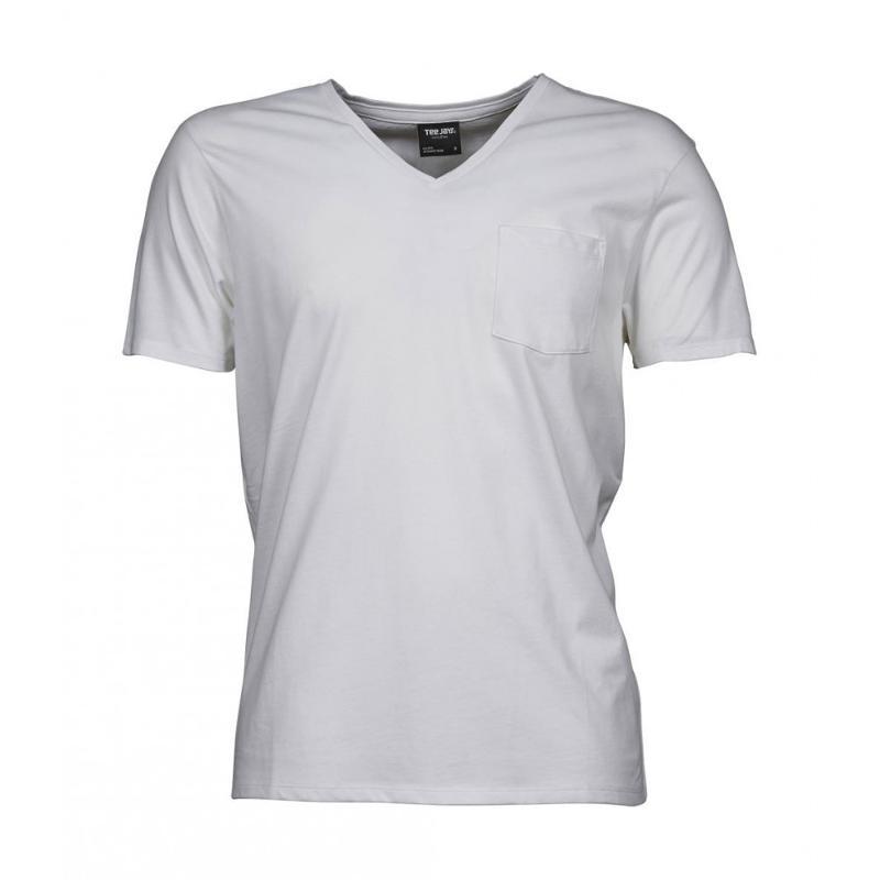 Tee-shirt homme Interlock - Manches courtes