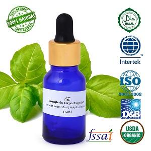 Ancient Healer Basil oil 15ml - essential oil