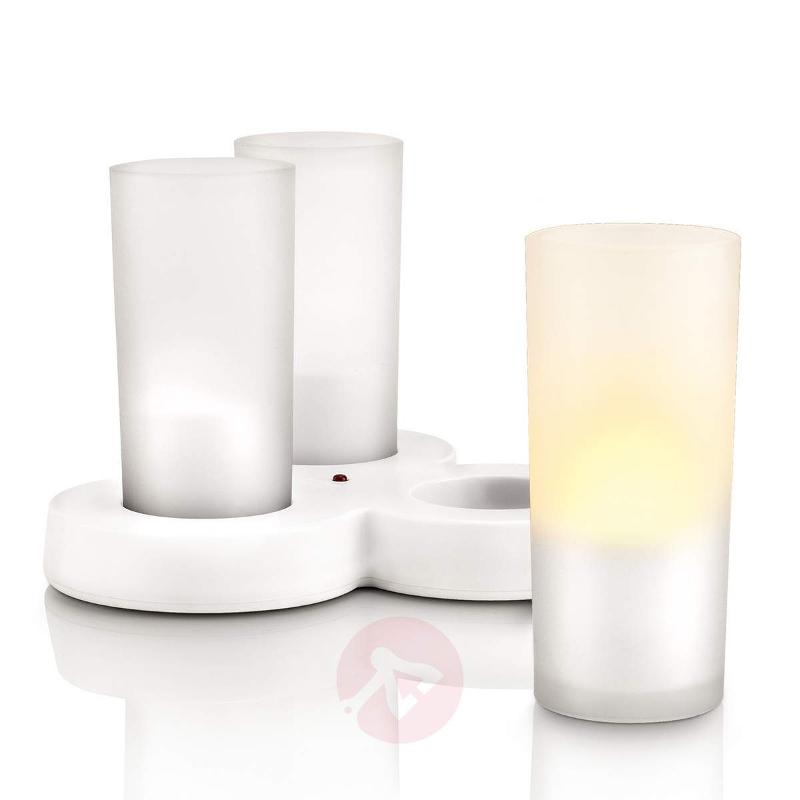 IMAGEO CandleLights safe LED technology yellow - LED Candles