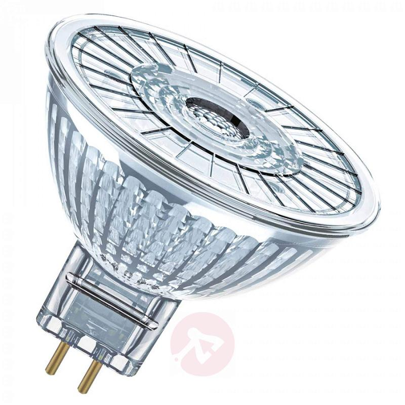 GU5.3 2.9 W 827 LED glass reflector lamp Star 36° - light-bulbs