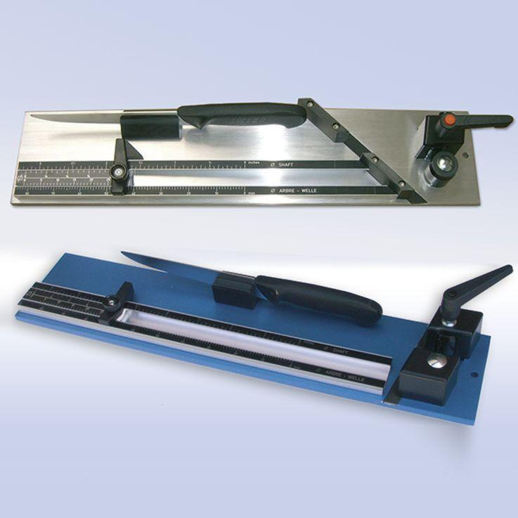 Special tool for precise Stuffing Box Packing Cut - W5/PS Packing Cutter