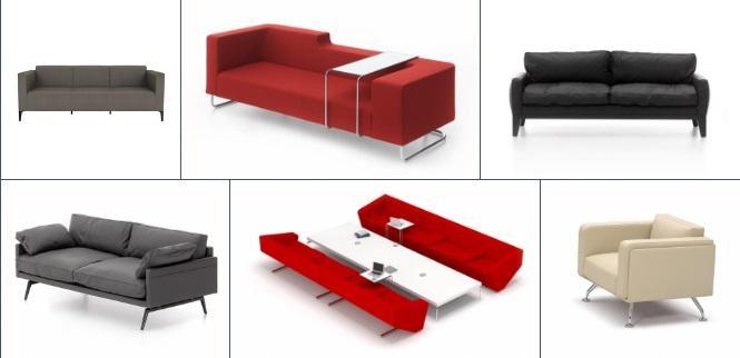 Sofa & Chair - General Use