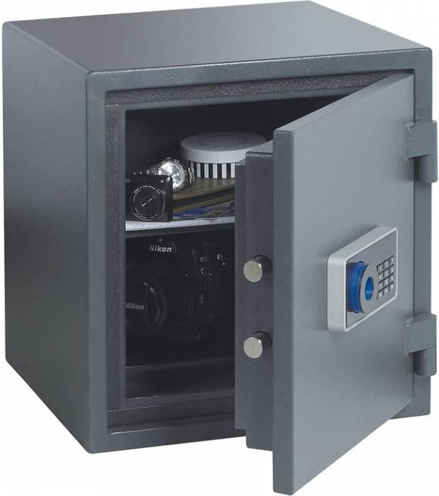 Armoires anti effraction et anti feu - Armoires et caissons métalliques