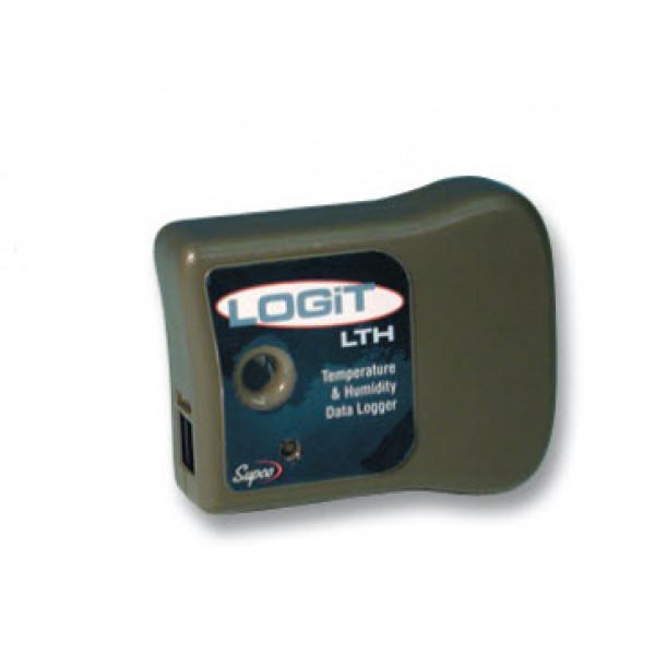Temperatur/Feuchtigkeit-Logger LTH WIGAM LTH - Kälte Schaltgeräte & Co