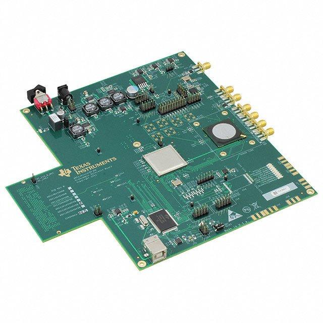 BOARD REFERENCE ADC12D1800RF - Texas Instruments ADC12D1800RFRB/NOPB