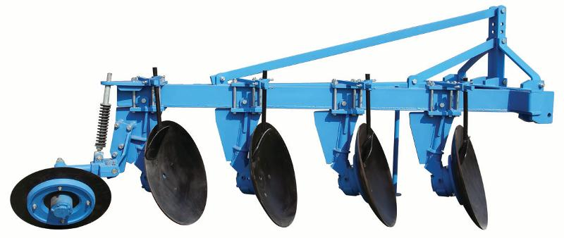 1LYT Series One Way Disc Plough--HEAVIER and STRONGER