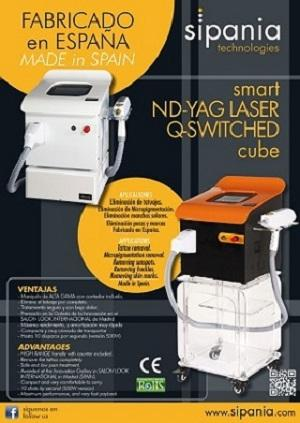 ND-YAG Laser Q-Switched - 1 -