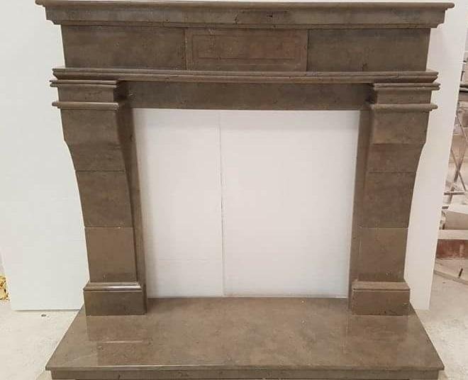 Lareira, Fireplace