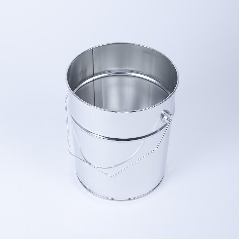Eindrückdeckeleimer 5 Liter, Höhe 227mm - Artikelnummer 450000235400