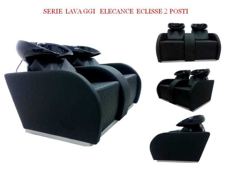 lavatesta professionale  - modello Eclisse 2 posti