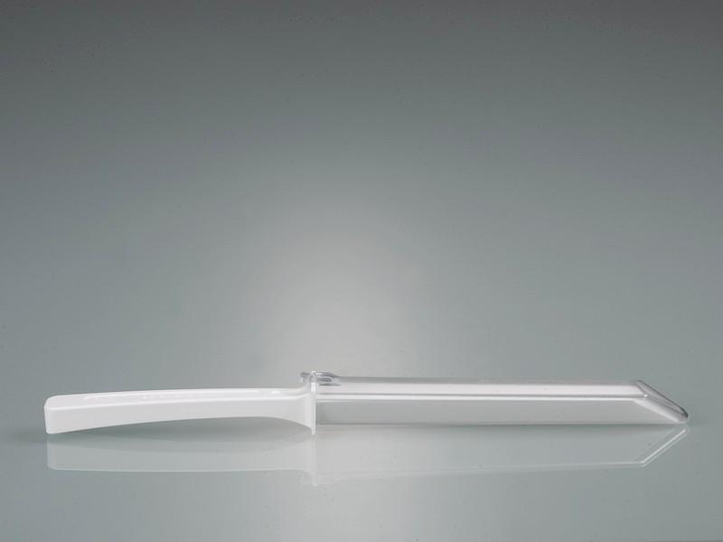 SteriPlast® and LaboPlast® spatula - Disposable, PS, optionally sterilised, sampling device, laboratory equipment