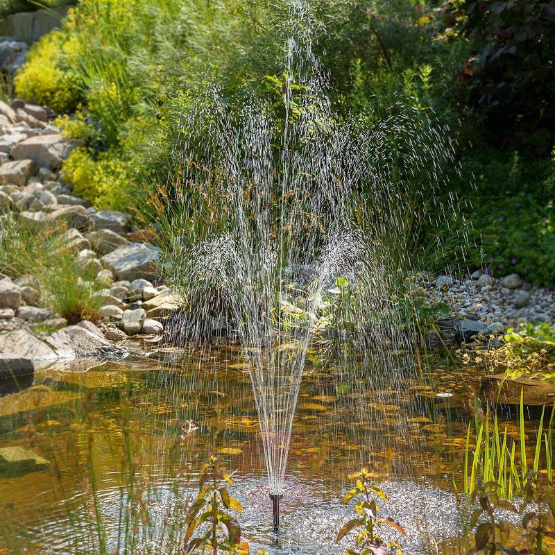 Pump system Roma solar powered - Pond Pumps