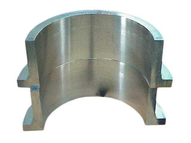 Bearing housing, liner & sealing system - Shipbuilding - propulsion line