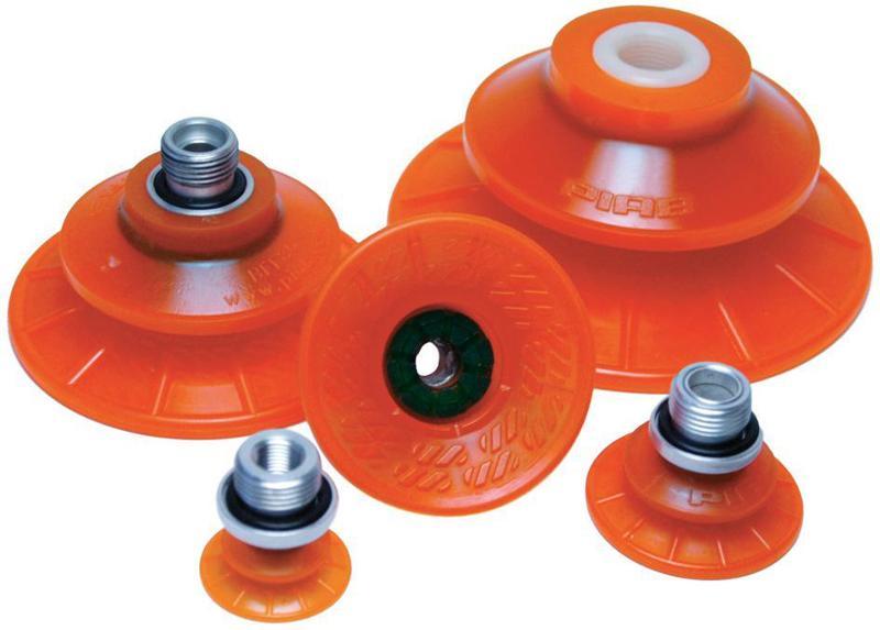 ventouses - BFF- Friction Plates à Soufflet (40–110 mm)