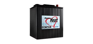 Heart 6/12 V - Trazione leggera