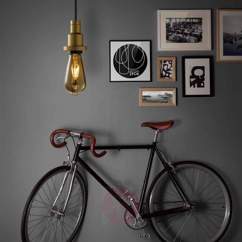 E27 6,5W 824 LED rustic bulb Vintage Edition 1906 - light-bulbs