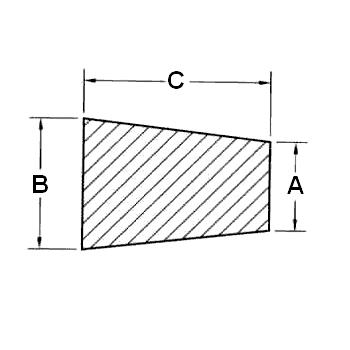 N17C-Bouchons de protection coniques en silicone - Haute Température
