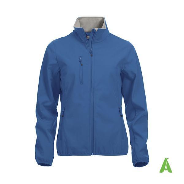 Giacche softshell invernali per lavoro e promozionale - Giacche in tessuto softshell personalizzate per lavoro e promozionale