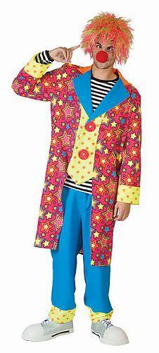 Costume Clown - Articles de fête et Carnaval