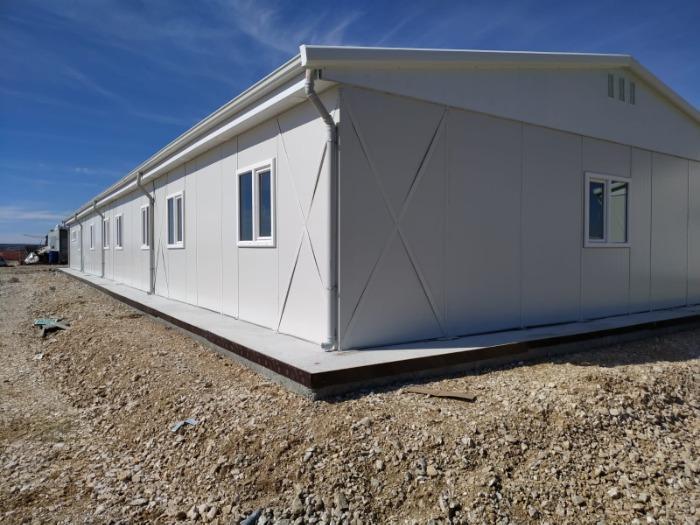 Ecole préfabriquée  - Ecole salle de classe préfabriquée modulaire