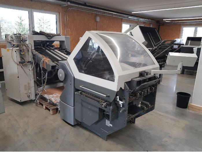 Heidelberg Stahlfolder KH 66/6 KTL - PFH - Used Machine