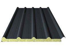 Acoustic and Fire Rated panels - Rockwool roof panel