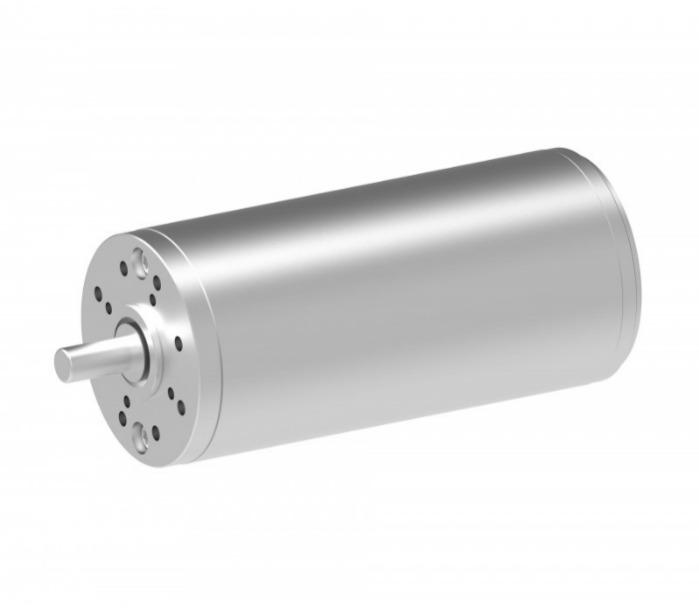 Brushed DC motor - M80 - Brushed DC motor with permanent magnets