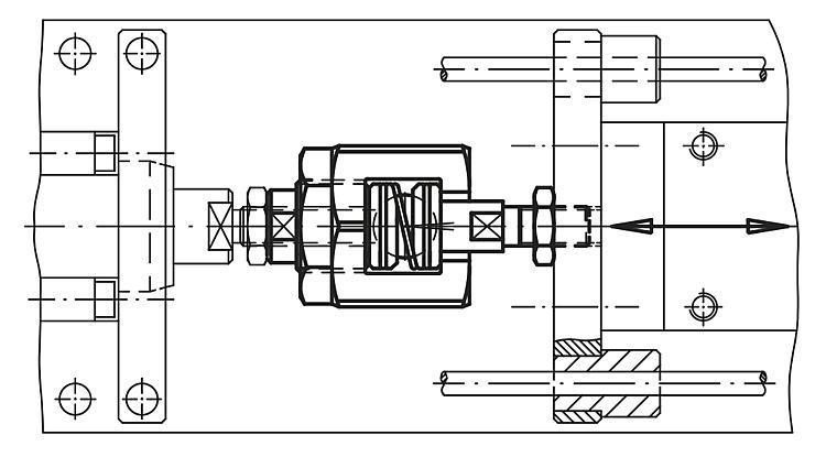 Быстросъемные муфты с угловым и радиальным выравниванием - K0711