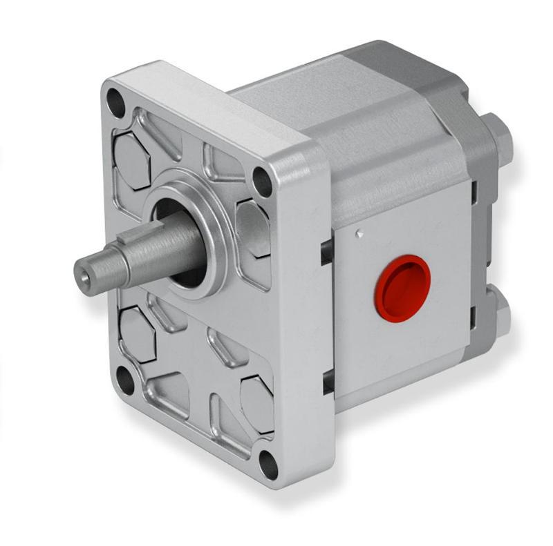 Motori ad ingranaggi - corpo in alluminio - Pompe e motori ad ingranaggi